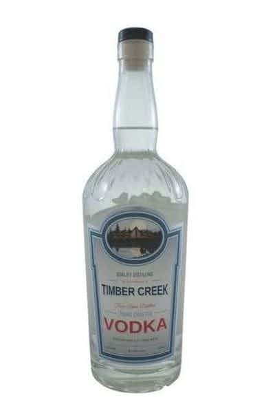 Timber Creek Vodka
