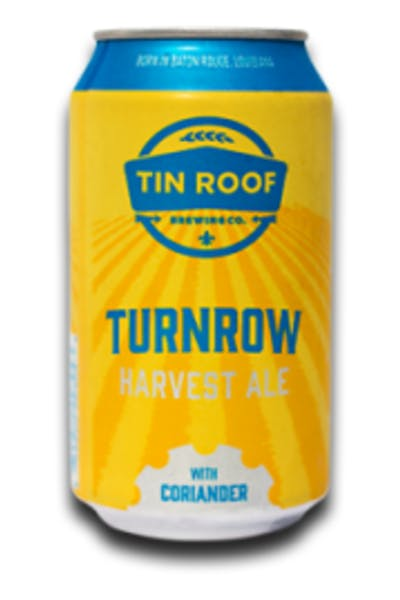Tin Roof Turnrow Harvest Ale