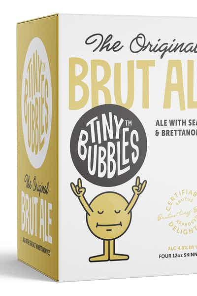 Tiny Bubbles Original Brut Ale