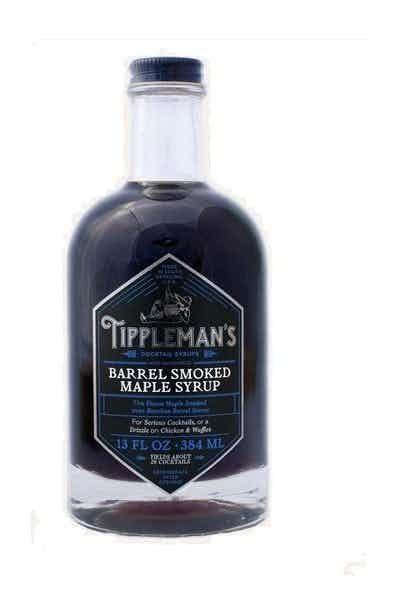 Tippleman's Barrel Smoked Maple Syrup 13oz