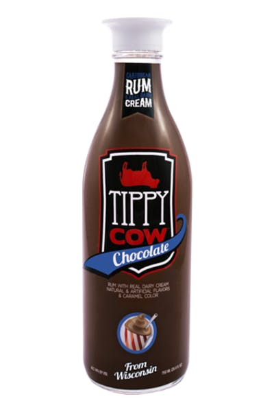 Tippy Cow Chocolate Rum