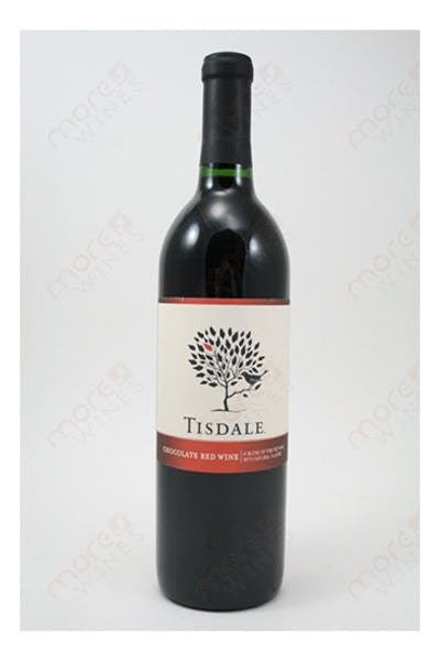 Tisdale Chocolate Red Wine