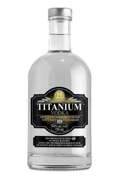 Titanium Vodka