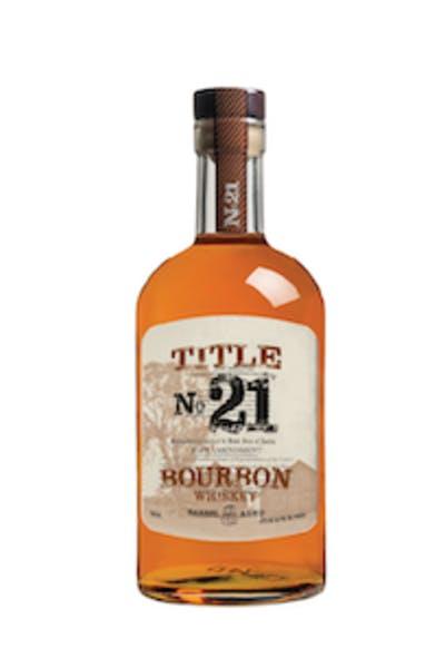 Title No. 21 Bourbon