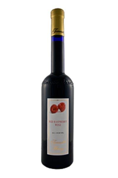 Tomasello Red Raspberry Wine