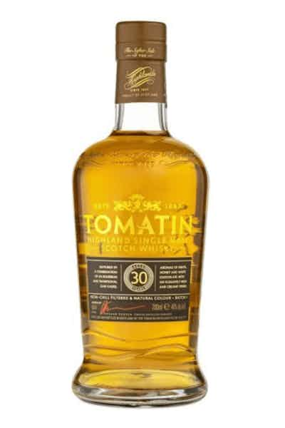 Tomatin Single Malt 30 Year