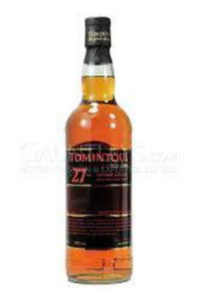 Tomintoul 27 Year Malt