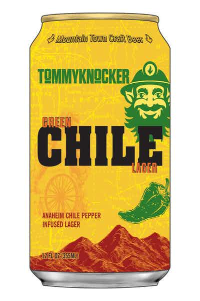 Tommyknocker Green Chile Lager