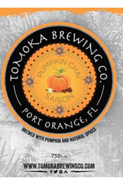 Tomoka Brewing Pumpkin Chai Saison