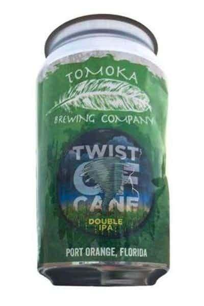 Tomoka Twist Of Cane Double Double IPA