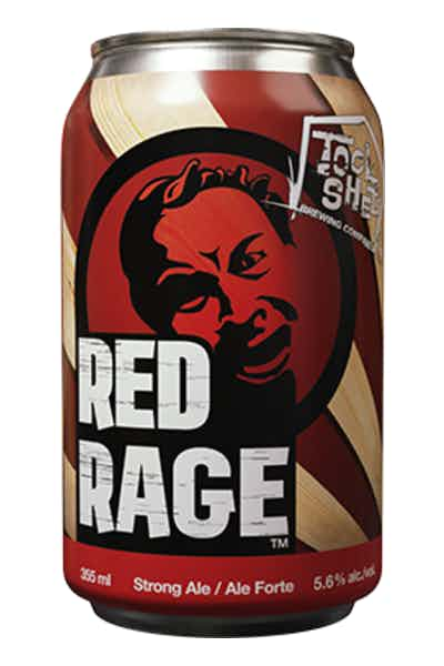 Tool Shed Red Rage