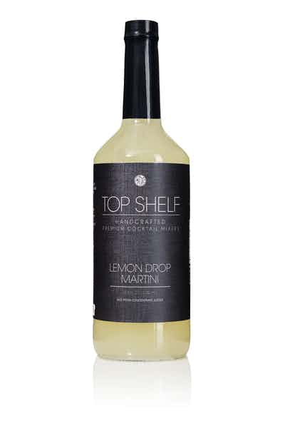 Top Shelf Lemon Drop Martini Mix