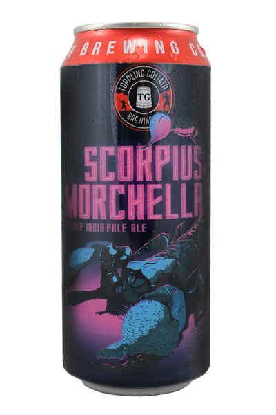Toppling Goliath Scorpius Morchella IPA
