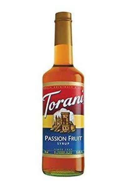 Torani Passion Fruit Syrup