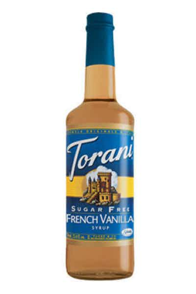 Torani Sugar Free French Vanilla