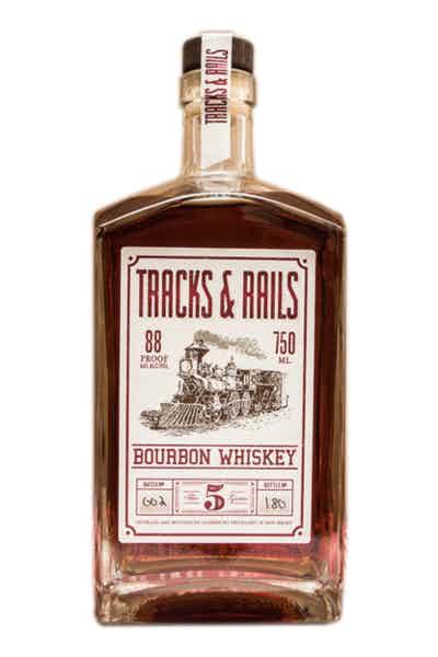 Tracks & Rails Bourbon Whiskey