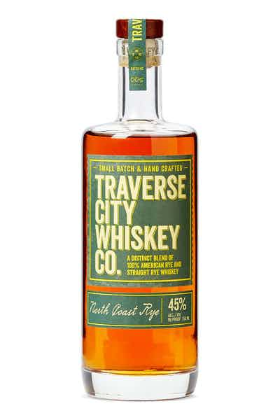 Traverse City North Coast Rye Whiskey