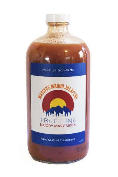 Tree Line Massive Mango Jalapeno Bloody Mary