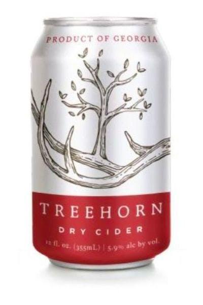 Treehorn Dry Cider