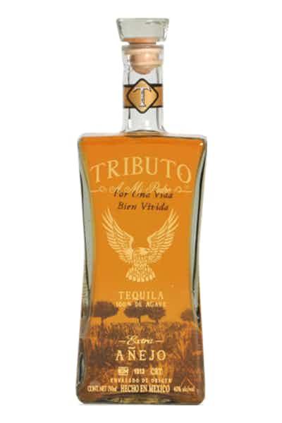 Tributo Extra Anejo Tequila