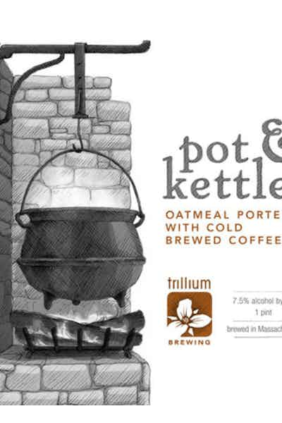 Trillium Pot and Kettle with Cold Brew Oatmeal Porter