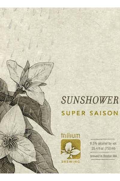 Trillium Sunshower Super Saison