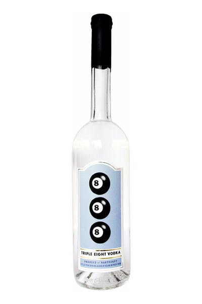 Triple Eight Vodka