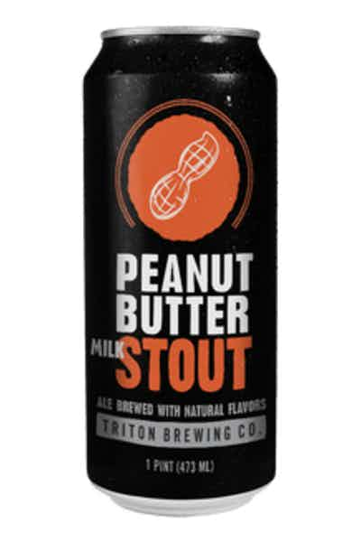 Triton Peanut Butter Milk Stout