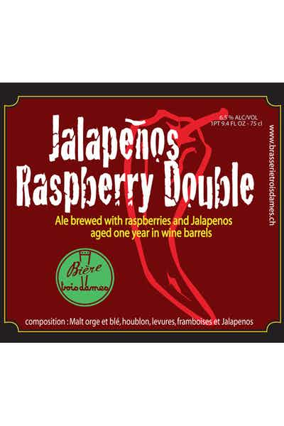 Trois Dames Jalapeno Raspberry Dubbel