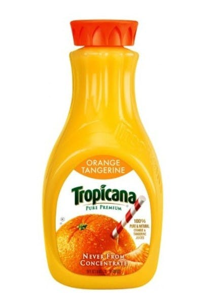 Tropicana Orange Tangerine Juice