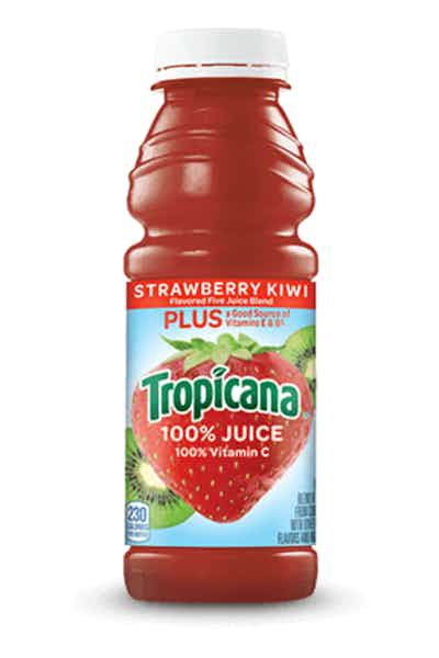 Tropicana Strawberrry Kiwi Juice Blend