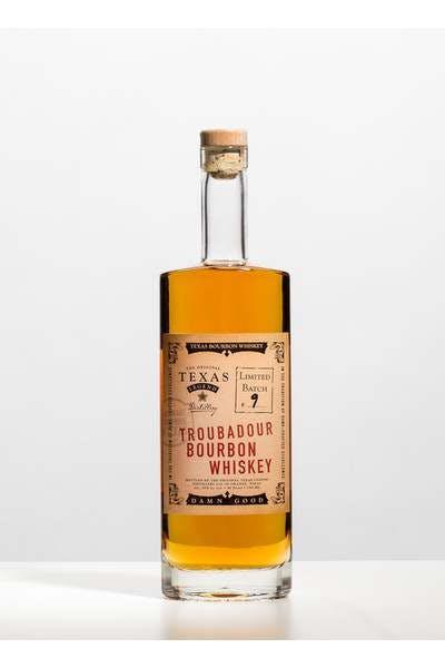 Troubadour Texas Bourbon