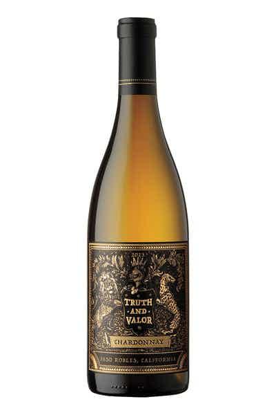 Truth & Valor Chardonnay Paso Robles