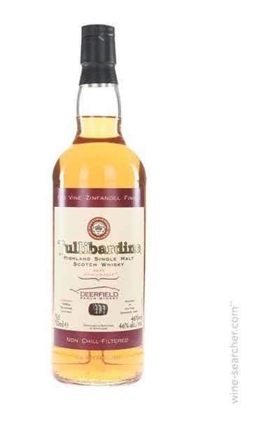 Tullibardine Zinfandel Cask Scotch