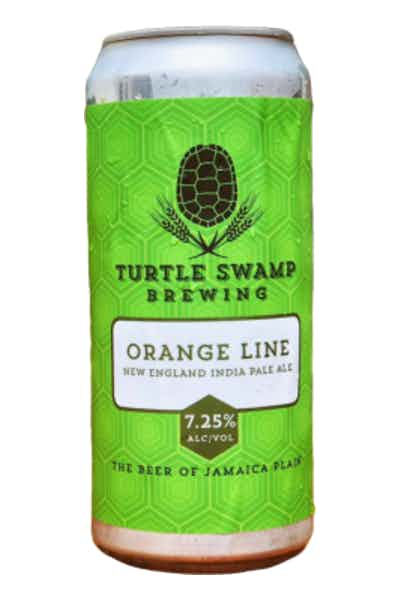 Turtle Swamp Orange Line