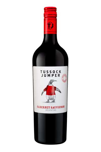 Tussock Jumper Cabernet Sauvignon
