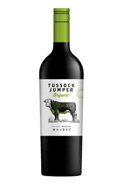 Tussock Jumper Organic Malbec