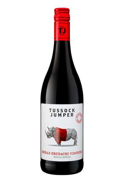 Tussock Jumper Shiraz-Grenache-Viognier