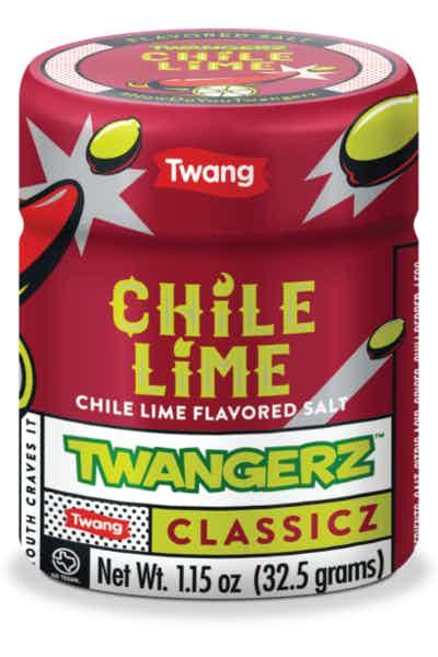Twangerz Chili Lime Salt Shaker