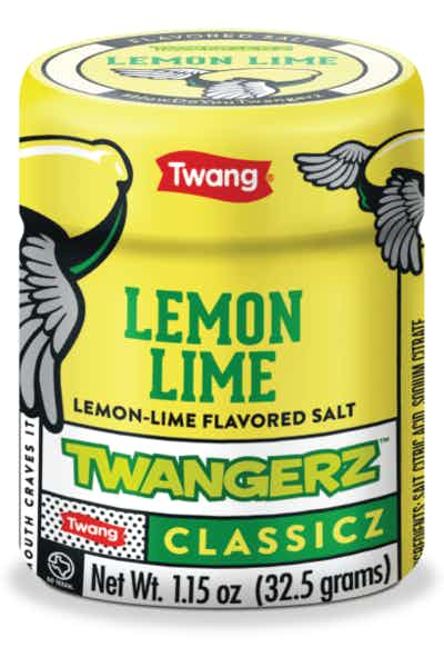 Twangerz Lemon-Lime Salt