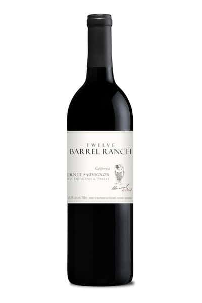 Twelve Barrel Ranch Cabernet Sauvignon