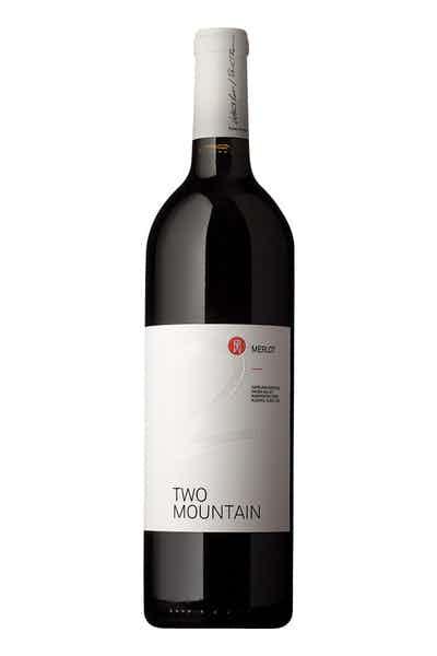 Two Mountain Merlot Yakima