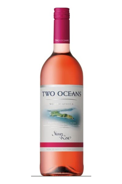 Two Oceans Shiraz Rosé