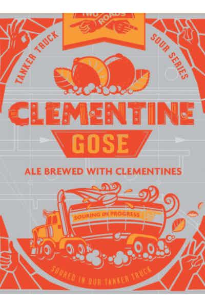 Two Roads Clementine Gose