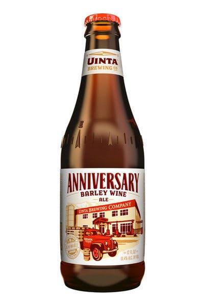 Uinta Anniversary Barley Wine Ale