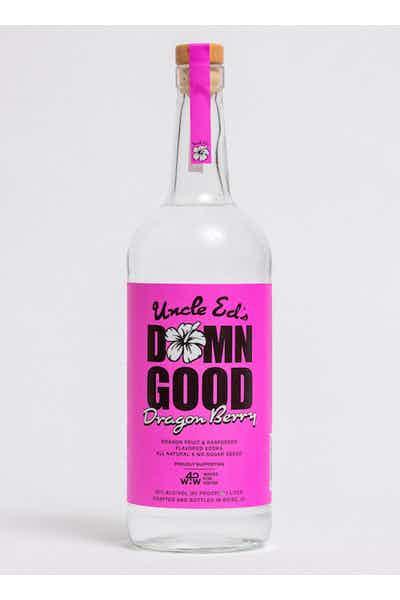 Uncle Ed's Damn Good Dragon Berry Vodka