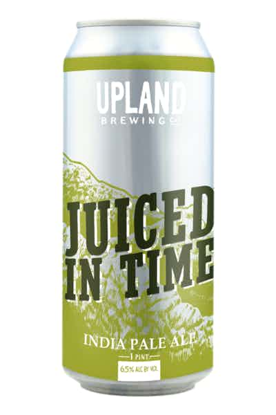 Upland Juiced In Time