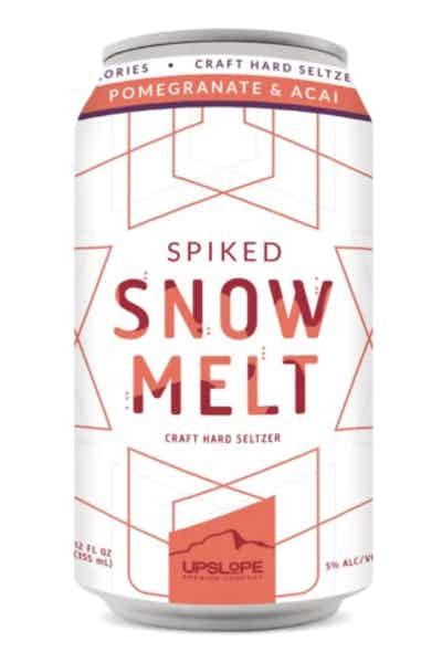 Upslope Spiked Snow Melt Pomegranate & Acai