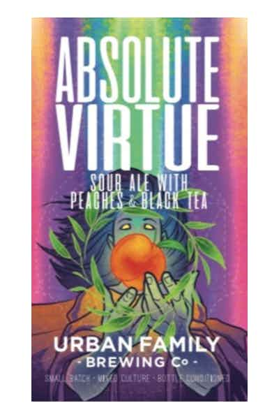 Urban Family Absolute Virtue Sour Ale