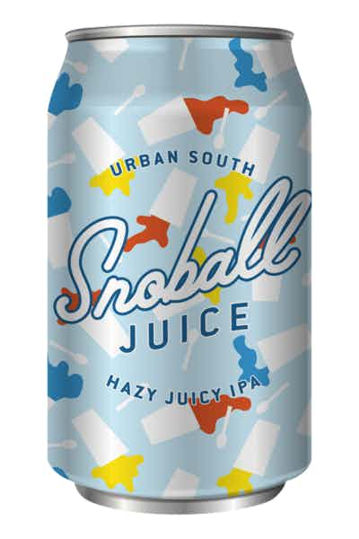 Urban South Snoball Juice